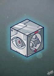 Cubeye by alfraog