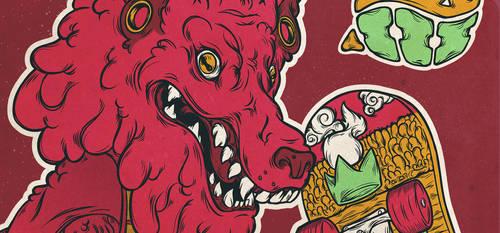 XXIII Wolf 002 by alfraog