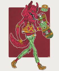 XXIII Wolf 001 by alfraog