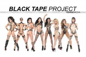 Blacktape  by dreadedskrapezgrey