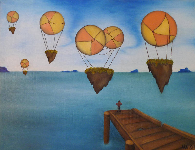 Balloons by Regith