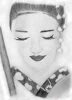 Memoirs of Geisha by violet-funeralflower