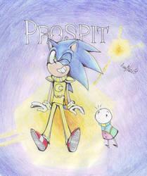 A new Prospit dreamer by Auroblaze