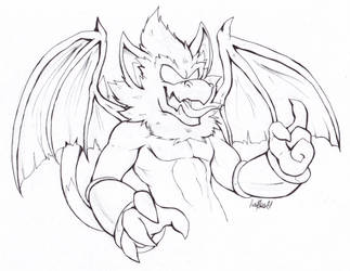 COMMISSION: Infernocto by Auroblaze