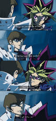 YGO!: He's not wrong by Auroblaze