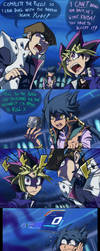 YGO!: Didn't have a GHOST of a CHANCE by Auroblaze