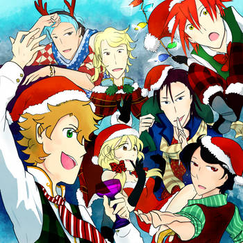 Christmas No KOE by Petrotasia