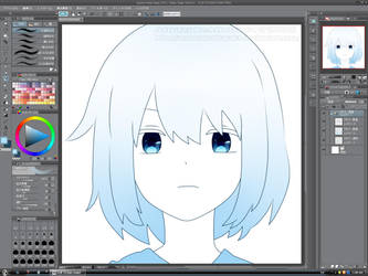 Kagerou Days - Hiyori Asahina by AmazakeAihara01