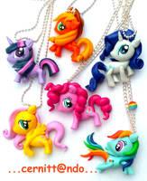 My Little Pony by cernittando