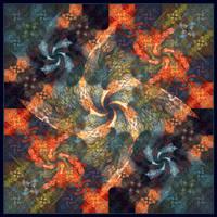 Pinwheel  Blocks by parrotdolphin