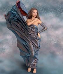 Feeling Goddess-ish by parrotdolphin