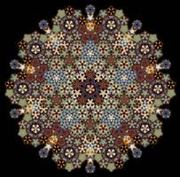 Penrose Tile 2 by parrotdolphin