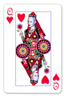 Queen Of Hearts by parrotdolphin