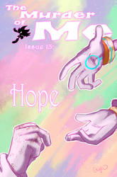 TMOM Issue 13 COVER by Gigi-D