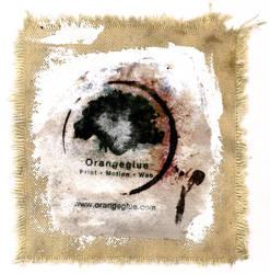 Orangeglue canvas transfer by bryant