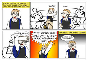NC:I -19- Kids and Their Bikes by Gyrick