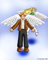 Guardian Angels by Gyrick
