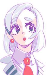 Kita Mizushima [Portrait] by jcorbari