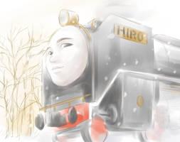 Winter Hiro by semihiro51