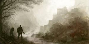 Fortress by hunterkiller