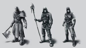 Characters by hunterkiller