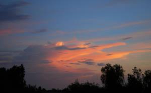 Aug 4th Sunset by Phenix59