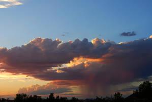 A Little Rain by Phenix59