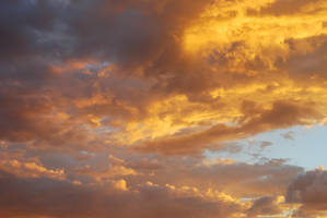 Sunset Cloud Stock 6096 by Phenix59