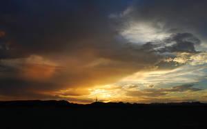 July 20th Sunset by Phenix59