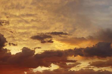 Sunset Storm Stock 6523 by Phenix59