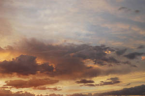 Sunset Cloud Stock 6525 by Phenix59
