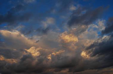 Sunrise Stormcloud Stock 3074 by Phenix59