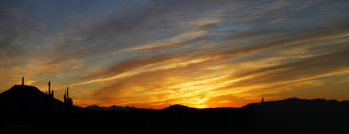 November Sunrise by Phenix59