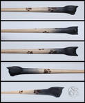 Cat Wand Details by SRG-Wands