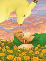 Dandelions by Annausagi