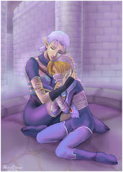Embrace by Annausagi