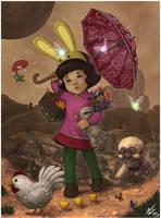 Happy Easter by Annausagi