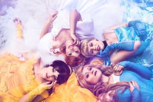 Princess Party by Dira-Chan