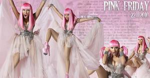 nicki minaj pink friday by nikito0o