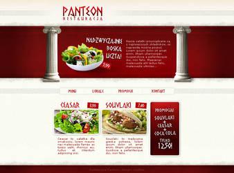 Restaurant - Greek Fast Food by VoYtHAs