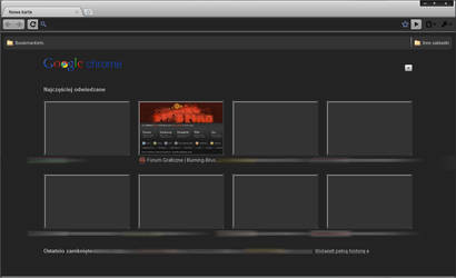 Veins Google Chrome Theme by VoYtHAs