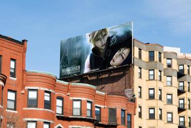 Final Fantasy 7 AC Billboard by VoYtHAs