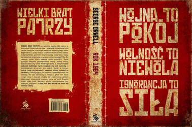 Rok 1984, George Orwell by VoYtHAs