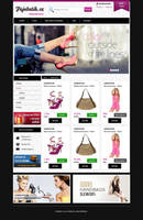 Boutique e-commerce by Lifety