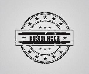 Dusan Rock logo by Lifety