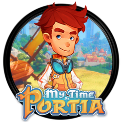 My Time At Portia - Dock Icon by courage-and-feith