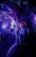 Lights of  Elven Alienage by Smilika