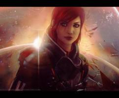 Shepard by Smilika