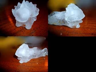 Ice Vaporeon by Skeleion