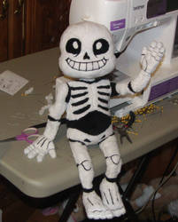 I'm chilled to the bone here! by Skeleion